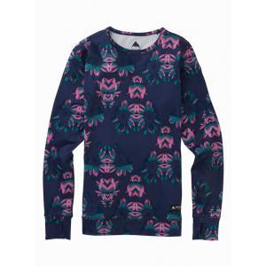 Termo tričko Burton MDWT CREW DRESS BLUE STYLUS