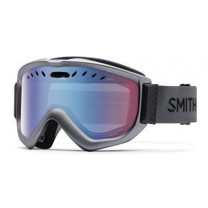 Lyžařské brýle Smith KNOWLED.REG OTG GRAPHITE BLU SNS SP AF