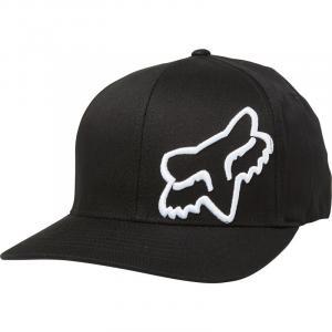 Kšiltovka Fox Flex45flexfithat black/white