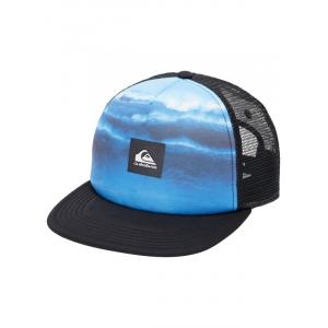 Kšiltovka Quiksilver MIGRANT PATTERNS YOUTH AIRY BLUE