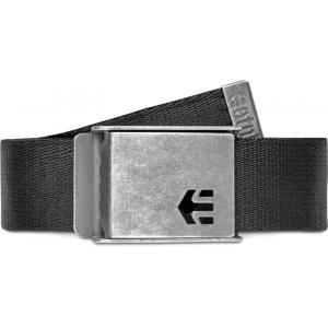 Pásek Etnies Arrow Web Belt BLACK