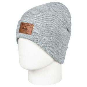 Čepice Quiksilver Brigade Beanie GREY HEATHER