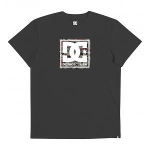 Tričko DC PATTERN BOX SS BLACK
