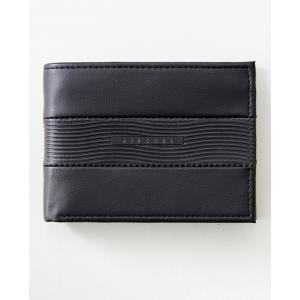 Peněženka Rip Curl WAVES RFID SLIM  Black