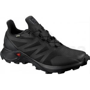 Boty Salomon SUPERCROSS GTX Black/Black/Black