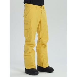 Snowboardové kalhoty Burton M CARGO PT REGULAR MAIZE