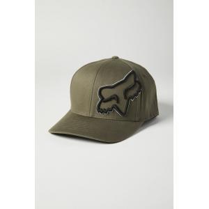 Kšiltovka Fox Episcope Flexfit Hat Olive Green
