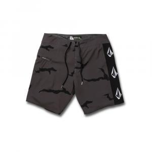Koupací šortky Volcom Deadly Stones Mod 20 Dark Charcoal