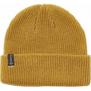 Čepice Fox Machinist Beanie Dark Yellow