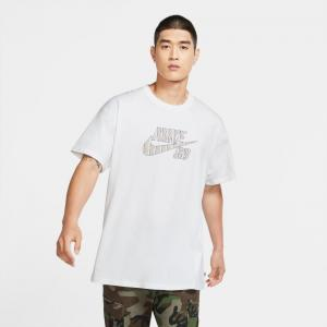 Tričko Nike SB TEE BTS LOGO white