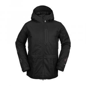 Zimní bunda Volcom Deadlystones Ins Jacket Black