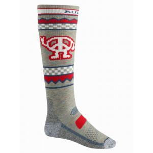 Ponožky Burton PRFRMNC MW SK OATMEAL HEATHER