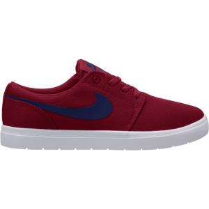 Boty Nike PORTMORE II ULTRALIGHT (GS) red crush/blue void-white