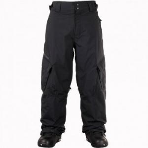Snowboardové kalhoty Funstorm Resch black