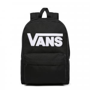 Batoh Vans NEW SKOOL BACKPACK BOYS Black/White
