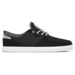 Boty Etnies Hitch BLACK/GREY/SILVER
