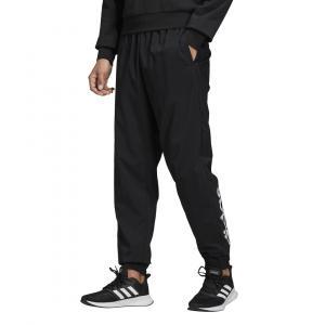 Tepláky Adidas E LIN T STANFRD BLACK/WHITE