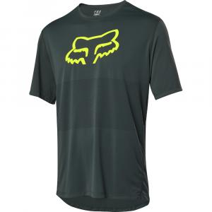 Pánský cyklodres Fox Ranger Ss Foxhead Jersey Emerald