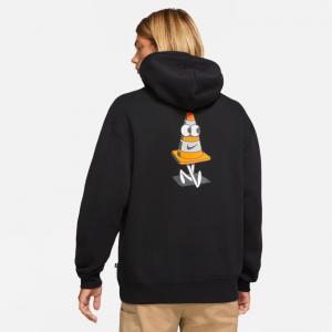 Mikina Nike SB BLACK/ANTHRACITE gfx hoodie 3
