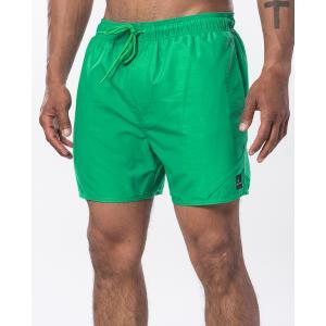 Koupací šortky Rip Curl OFFSET 15'' VOLLEY  Green