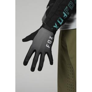 Cyklistické rukavice Fox Flexair Ascent Glove Black