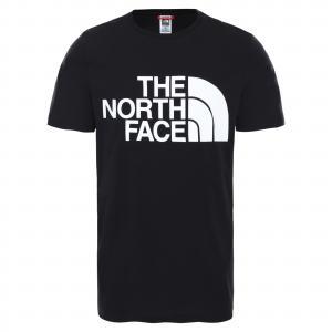 Tričko The North Face STANDARD SS TEE TNF BLACK