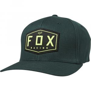 Kšiltovka Fox Crest Flexfit Hat Emerald