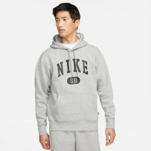 Mikina Nike SB MARCH RADNESS HOODIE dk grey heather/black
