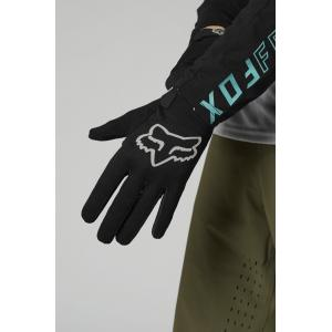 Cyklistické rukavice Fox W Ranger Glove Black