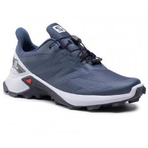 Běžecké boty Salomon SUPERCROSS BLAST Dark Denim/ Pearl Blue/ Ebony