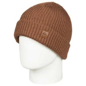 Čepice Quiksilver Routine Beanie GOLDEN BROWN