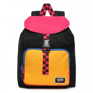 Batoh Vans GLOW STAX BACKPACK Black
