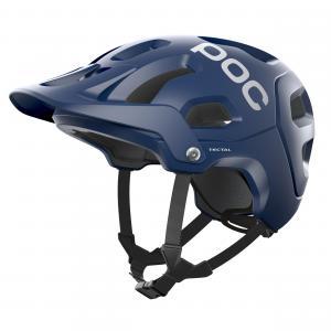 Cyklistická helma POC Tectal Lead Blue Matt