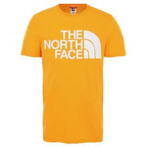 Tričko The North Face STANDARD SS TEE SUMMIT GOLD