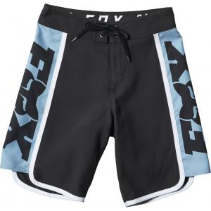 Koupací šortky Fox Youth Race Team Boardshort Black