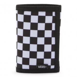 Peněženka Vans SLIPPED Black/White Check