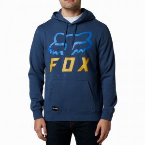 Mikina Fox Heritage Forger Po Fleece Light Indigo