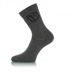 Ponožky Funstorm Calab dark grey