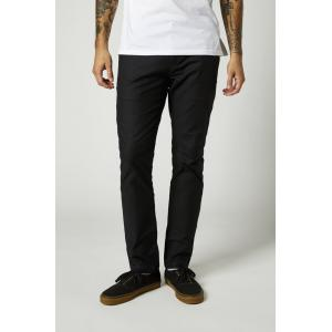 Kalhoty Fox Essex Stretch Slim Pant Black
