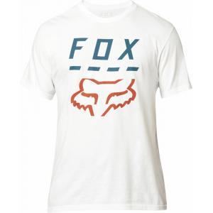 Tričko Fox Highway Ss Tee Optic White