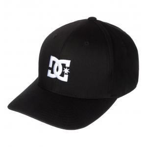 Kšiltovka DC CAP star 2 black