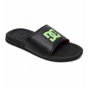 Pantofle DC BOLSA BLACK/GREEN/ORANGE