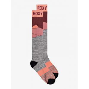 Ponožky Roxy MISTY SOCKS HEATHER GREY