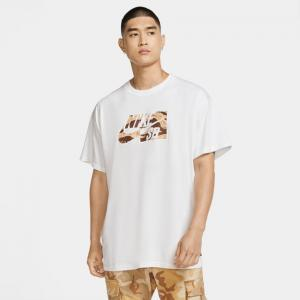 Tričko Nike SB TEE HBR CAMO white