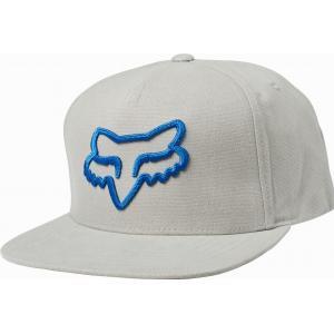 Kšiltovka Fox Instill Snapback Hat Grey