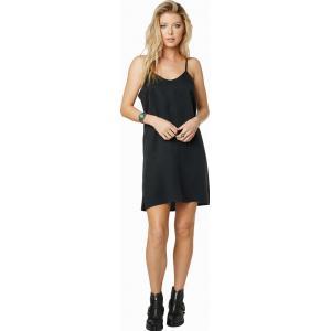 Šaty Fox Any Sunday Dress Black