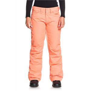 Snowboardové kalhoty Roxy BACKYARD PT FUSION CORAL