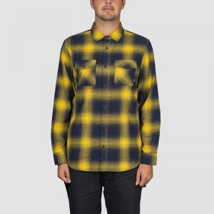 Košile Vans MONTEREY III DRESS BLUES/LEMON CHROME