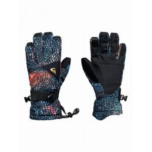 Rukavice Quiksilver TR MISSION YOUTH GLOVES MARINE IGUANA REAL