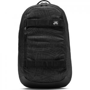 Batoh Nike SB CRTHS BKPK - AOP black/black/white